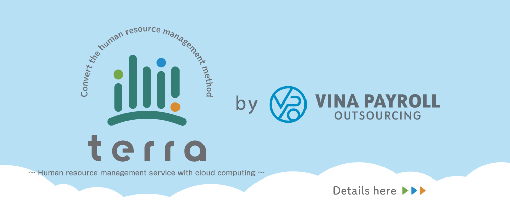 Convert the human resource management method Human resource management service with cloud computing by VINA PAYROLL OUTSOURCING